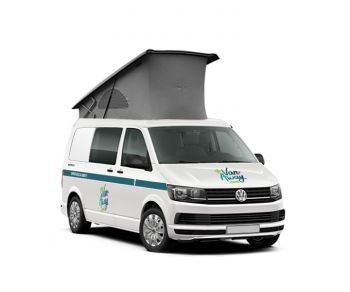5-berth Tasmania campervan rental france