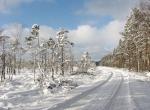 Le ski en camping-car, van ou fourgon aménagé...